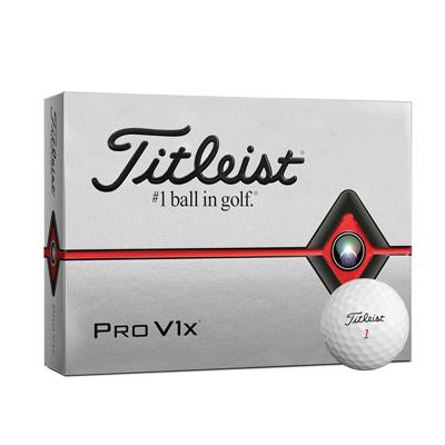 Titleist Pro v1x golfballen - Wil Besseling